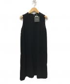 YOKO CHAN()の古着「ブラック ドレスワンピース」|ブラック