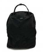 STANDARD SUPPLY(スタンダードサプライ)の古着「SIMPLICITY WALLAROO デイパック」 ブラック