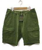 Liberaiders(リベライダーズ)の古着「Liberaiders Army Shorts パンツ」 オリーブ