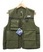 HELLY HANSEN(ヘリー ハンセン)の古着「21SS Attractor Utility Vest 」|カーキ