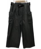()の古着「ガーデニングカーゴパンツ」|グレー