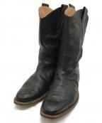 Maison Margiela 22(メゾンマルジェラ 22)の古着「ペコスブーツ」 ブラック