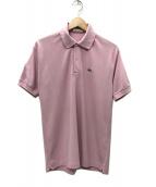 ()の古着「ビンテージ フランス製 ポロシャツ」 ピンク