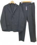 THE GIGI()の古着「STARMAN+KING 2B&1プリーツセットアップスーツ」|ネイビー