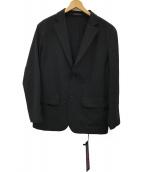 ()の古着「STARMAN シングル2Bジャケット」 ブラック