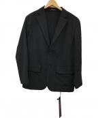 THE GIGI(ザ・ジジ)の古着「STARMAN シングル2Bジャケット」|ブラック