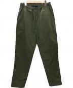 orSlow(オアスロウ)の古着「NEW YORKER PANTS ミリタリーパンツ」|オリーブ
