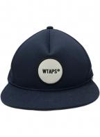 WTAPS(ダブルタップス)の古着「WTAPS ロゴキャップ」|ネイビー