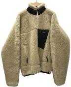 Patagonia()の古着「クラシックレトロXカーディガン」|ブラウン×ナチュラル
