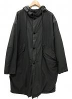 teatora(テアトラ)の古着「Souvenir Hunter packable コート」 グレー