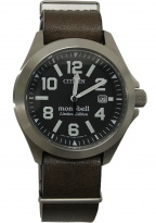 CITIZEN()の古着「PROMASTER ×mont bell LAND 腕時計」