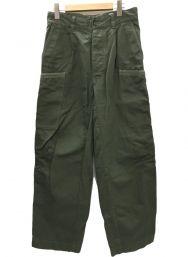 d'Ancap (アンカップ) Transport Trousers 運パン カーキ サイズ:S