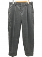 KOLOR(カラー)の古着「T/Wトロピカルパンツ」|グレー