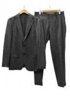 MACKINTOSH LONDON(マッキントッシュ ロンドン)の古着「NEW BRIDGE FLEX JERSEY スーツ」|グレー