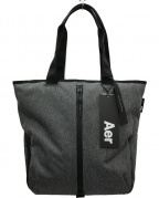 AER()の古着「Gym Tote ジムトートバッグ」|グレー