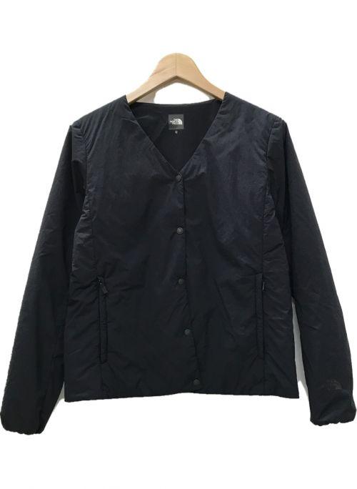 THE NORTH FACE(ザ ノース フェイス)THE NORTH FACE (ザ ノース フェイス) Ventrix Zepher Cardigan ブラック サイズ:Lの古着・服飾アイテム