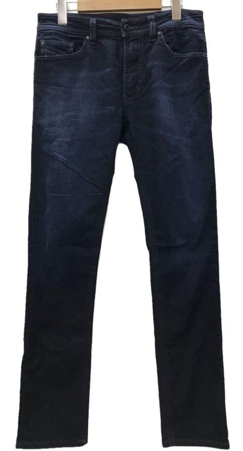 DIESEL(ディーゼル)DIESEL (ディーゼル) THAVAR-NE ジョグジーンズ ジョグデニム インディゴ サイズ:28の古着・服飾アイテム