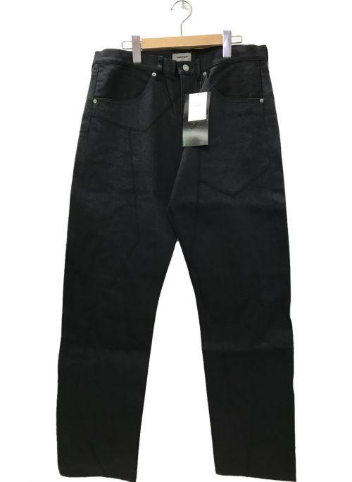 UNDERCOVERISM(アンダーカバーイズム)UNDERCOVERISM (アンダーカバーイズム) ブラックデニムパンツ ブラック サイズ:4の古着・服飾アイテム