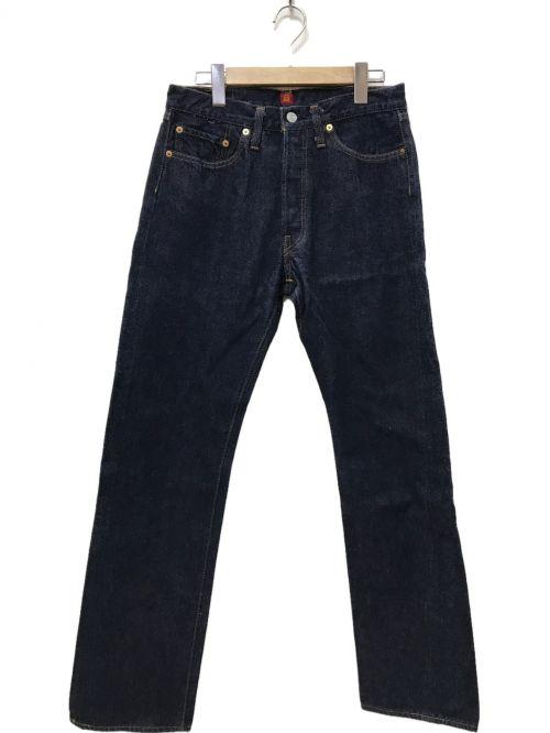 RESOLUTE(リゾルト)RESOLUTE (リゾルト) 710セルビッチデニムパンツ インディゴ サイズ: 31/32の古着・服飾アイテム