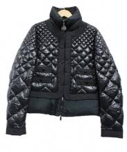 MONCLER(モンクレール)の古着「ECUREUILダウンジャケット」|ブラック