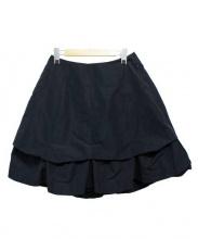 FOXEY BOUTIQUE(フォクシー ブティック)の古着「スカート」|ブラック