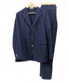 BOGLIOLI(ボリオリ)の古着「3Bスーツ」|ネイビー