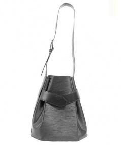 LOUIS VUITTON(ルイ・ヴィトン)の古着「エピサックデポール」|ブラック