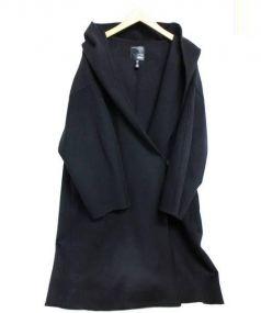 Senso unico JNBY(センソユニコ ジェイエヌビーワイ)の古着「ウールコート」|ブラック