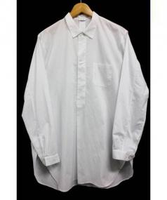 ORIAN(オリアン)の古着「プルオーバーシャツ」|ホワイト