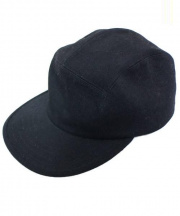 mitake(ミタケ)の古着「5パネルキャップ」 ブラック