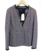 BERARDI(ベラルディ)の古着「ウールジャケット」|パープル