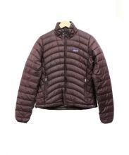 Patagonia(パタゴニア)の古着「Down Sweater Jacket」 ブラウン