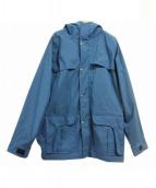 KELTY(ケルティ)の古着「60/40クロスマウンテンパーカー」 ブルー