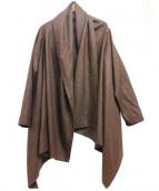 Edwina Horl(エドウィナホール)の古着「コート」|ブラウン