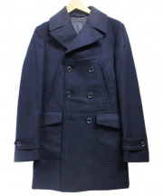 L.B.M.1911(エルビーエム1911)の古着「Pコート」 ネイビー