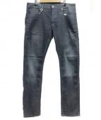 G-STAR RAW(ジースター・ロゥ)の古着「3301 Slim Jeans」|グレー