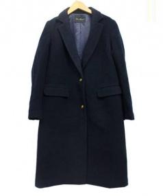 URBAN RESEARCH(アーバンリサーチ)の古着「ウールチェスターコート」|ネイビー