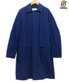 nanamica(ナナミカ)の古着「シングルトレンチコート」|ネイビー