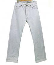 LEVIS VINTAGE CLOTHING(リーバイスビンテージクロージング)の古着「セルビッチデニムパンツ」|ブルー