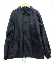 uniform experiment(ユニフォームエクスペリメント)の古着「BIG COACH BLOUSON」|ブラック