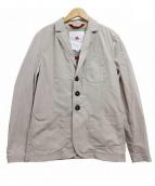 PEUTEREY(ビューテリ)の古着「TACINGA GB JACKET」|ベージュ