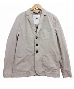 PEUTEREY(ピューテリー)の古着「TACINGA GB JACKET」|ベージュ