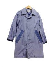 TROVE(トローブ)の古着「ステンカラーコート」|ブルー