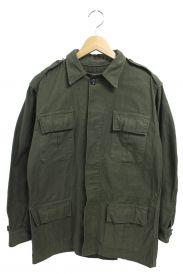 OPENING CEREMONY(オープニングセレモニー)の古着「リボンレースアップミリタリージャケット」