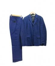 N.HOOLYWOOD(エヌハリウッド)の古着「3ピーススーツ」|ネイビー
