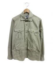 Engineered Garments(エンジニアド ガーメンツ)の古着「ミリタリーシャツジャケット」