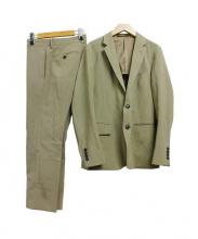 MENS MELROSE(メンズ メルローズ)の古着「セットアップスーツ」|ベージュ