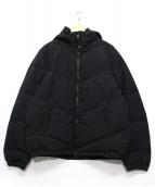 PRADA(プラダ)の古着「ダウンジャケット」 ブラック