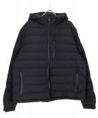 PRADA(プラダ)の古着「ダウンジャケット」|ブラック