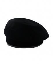 HERMES(エルメス)の古着「ベレー帽」|ブラック